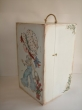 Hand Painted Wooden Wardrobe, Sarah Kay