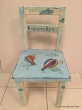 Hand-painted Children's Chairs Balloon