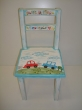 Hand-painted Children's Chair Cars