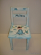 Hand-painted Children's Chairs Prince