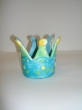 Hand-painted 3-dimension Crown.