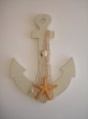 Decorative Wooden Anchor